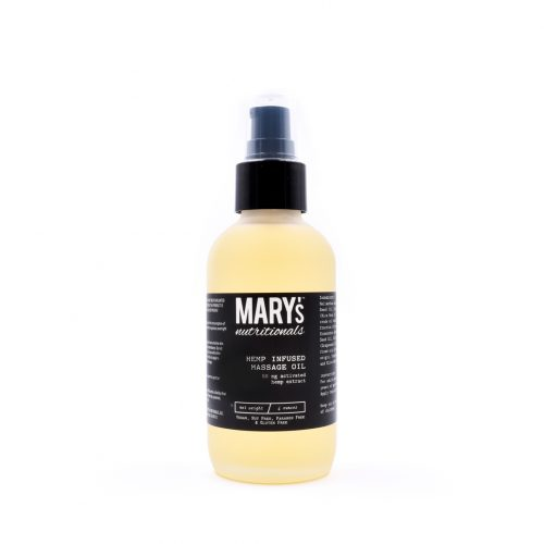 MN Massage Oil